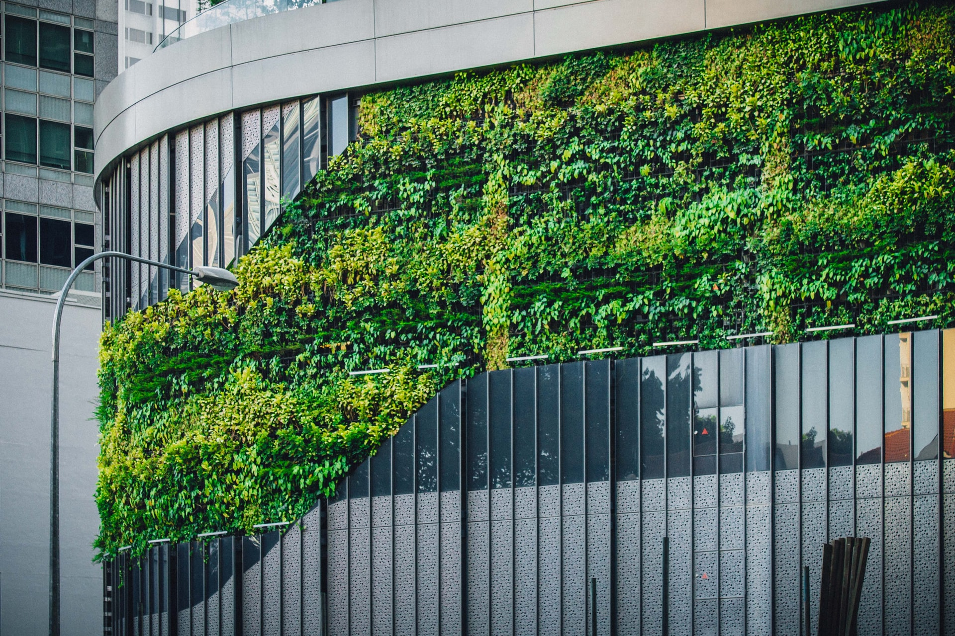 New Technologies in Green Building