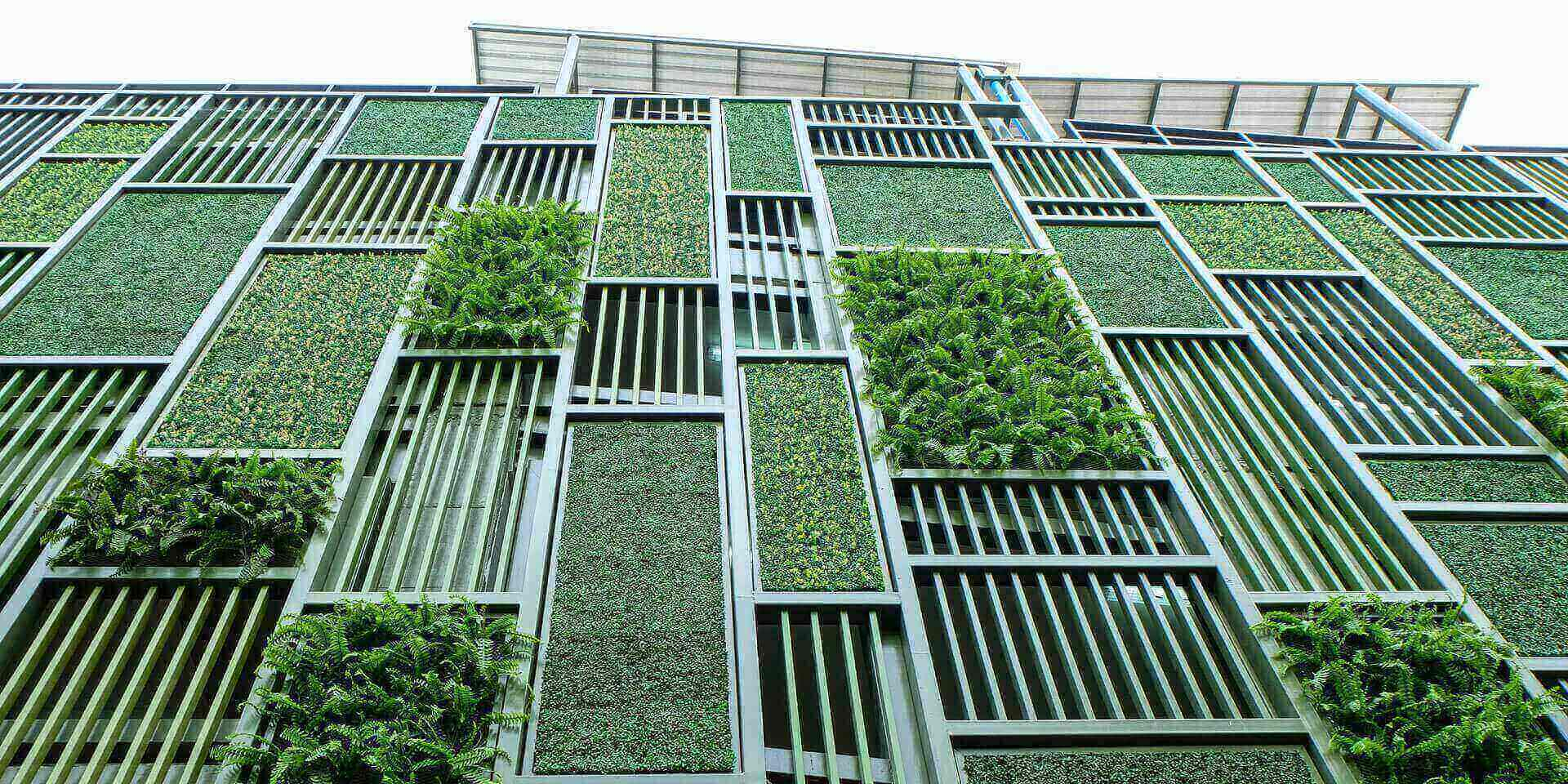 Green Materials for Palm Beach Buildings